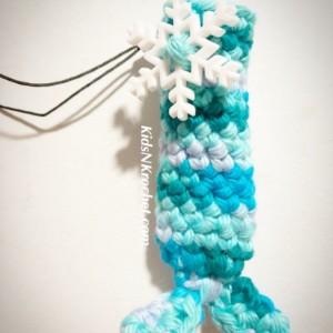 set of 2 / Mermaid tail chap stick / lip balm key chain / you choose color