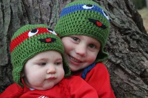 TMNT Turtle Hat