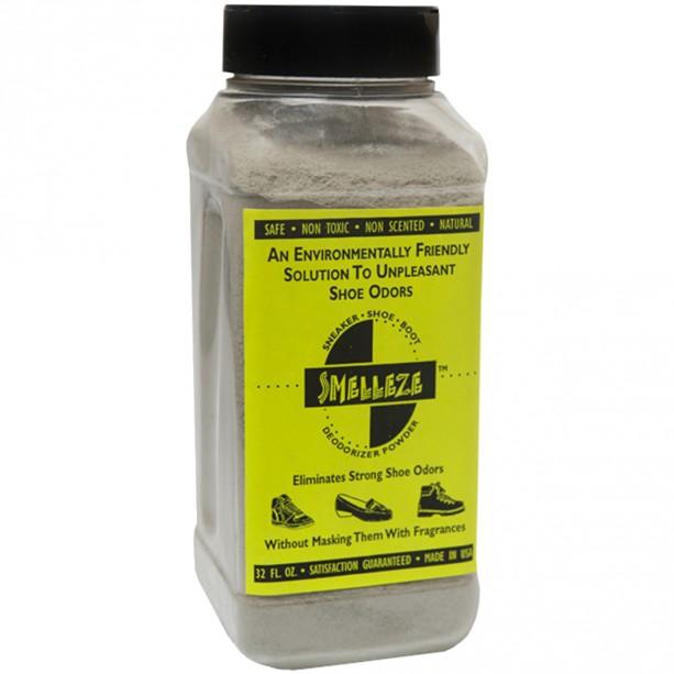 SMELLEZE Natural Shoe Odor Remover Deodorizer: 2 lb. Stinky Shoe Stopper Powder