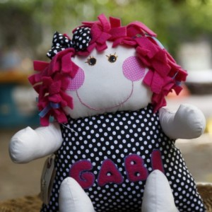 Customized Soft Doll