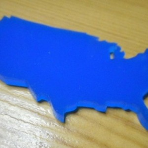 United States,North America, laser cut charms,country charms,USA,America