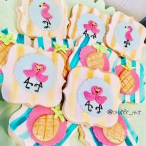 Tropicle Cookies