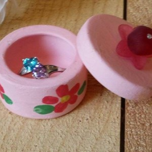 Tiny Trinket Box Trio