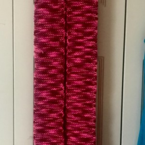 Rasberry Colors Scarf