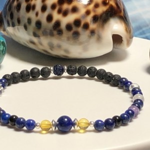 Boys Hyperactive Bracelet |  Holistic  |  Physical Emotional Support  |  Calm  |  Focus  |  Protection  |  Balance