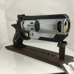 Apex Legends Wingman Full Size Replica with Display Stand