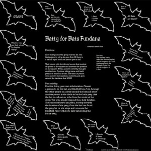 Batty For Bats Fundana