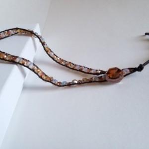 Sparkling Wrap Bracelet