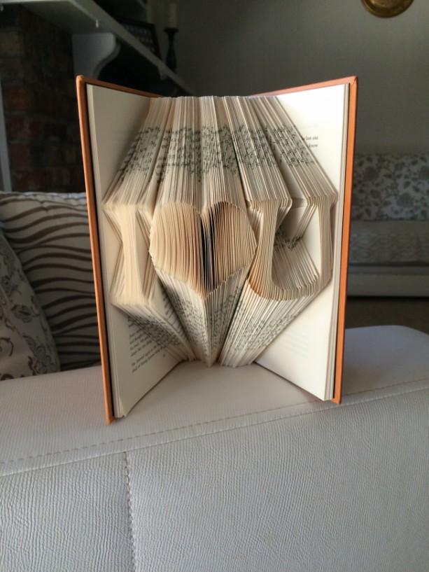 I lOve You / Book Folding