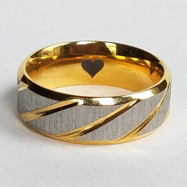 Men's Titanium Steel Ring