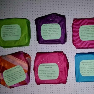 Pick Three Homemade Soaps