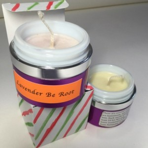 6 Organic Scented Candles