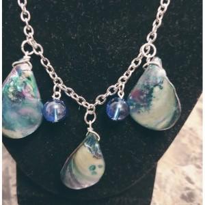 Hand Designed SeaShell Necklace
