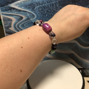 Parkinson's III Bracelet  |  Support  |  Tremors  |  Hand Shaking  |  Weighted | Eating
