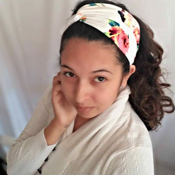 White Floral Twisted Headbands- Turban Headbands- Yoga Headbands- Turban Headwraps- Turban Headbands- Twist Headbands-Twisted Headbands