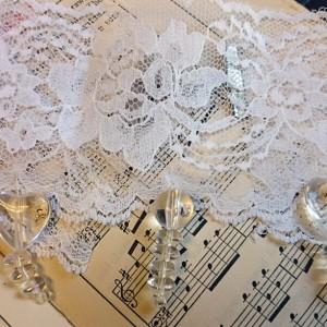 Lace Choker, Lace Necklace, Bridal Necklace, Wedding Necklace, White Lace