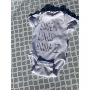 Name Baby Onesies