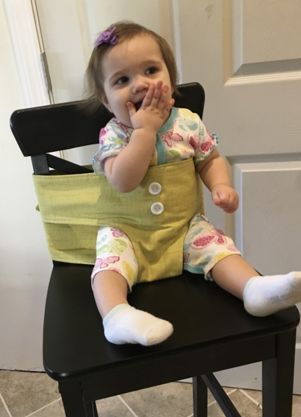 High Chair Anywhere