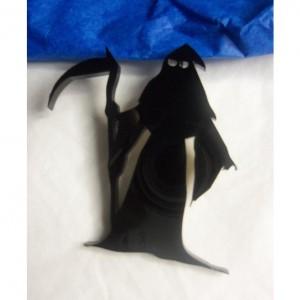 grim reaper charms, laser cut charms,grim reaper