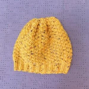 Mustard Adult Hat