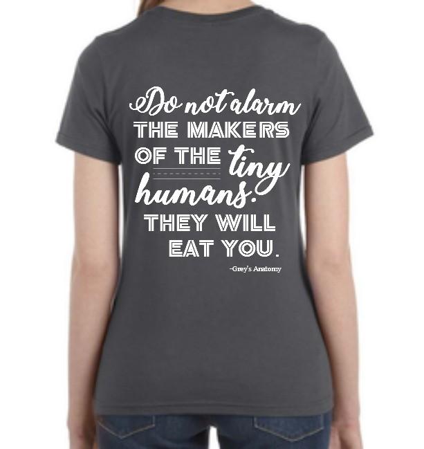 Preemie Momfunnygreys Anatomy Shirt Aftcra