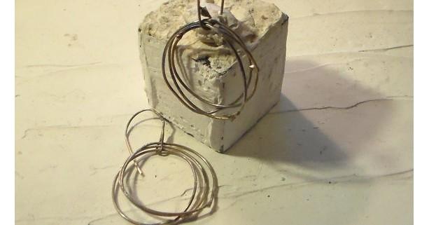 Sterling Silver Organic Hoops
