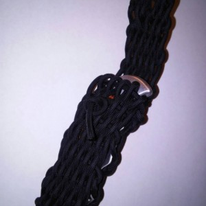 Ultimate Paracord Knife Sheath (w/Titan Survivorcord)