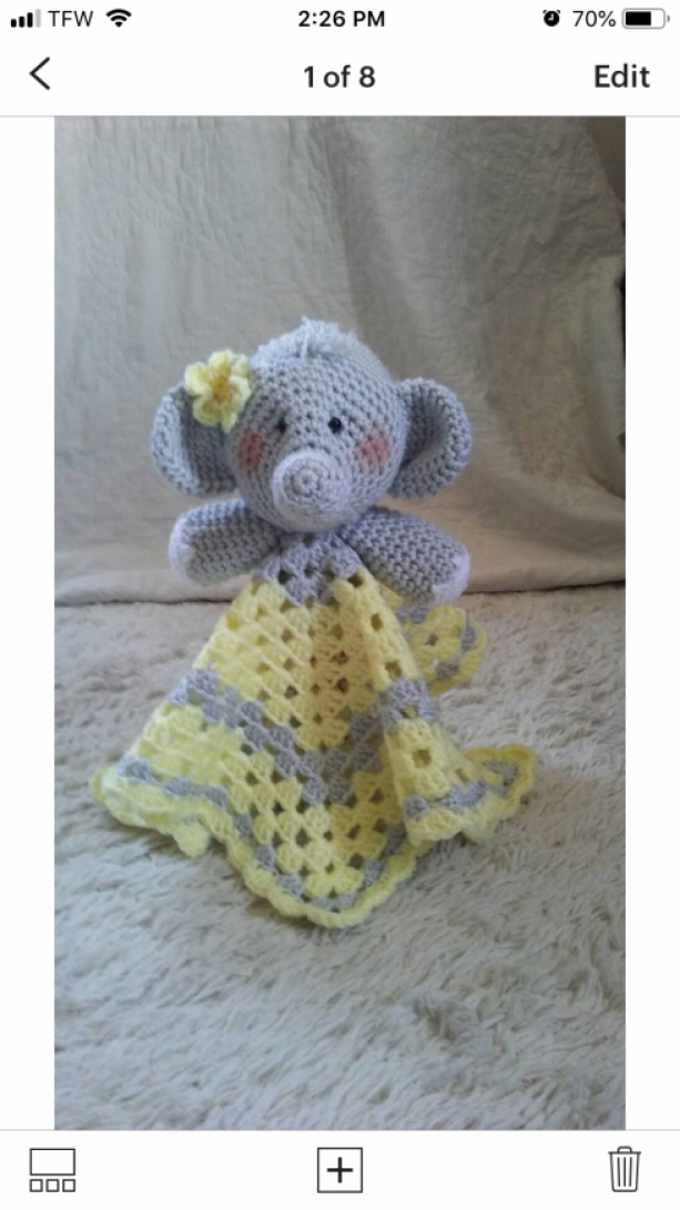 The Sweetest Crochet Elephant Patterns To Try | The WHOot | 1091x613