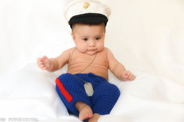 Marine Corps Baby Boy Outfit Aftcra