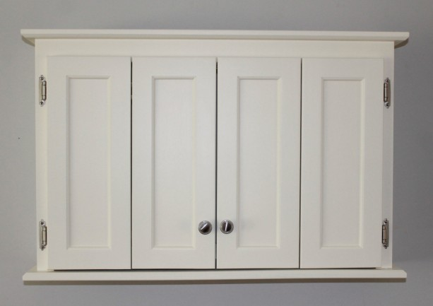 """32"""" LCD TV Wall mounted painted TV Cabinet"""