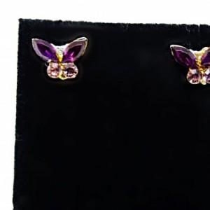 Big butterfly Stud Earrings