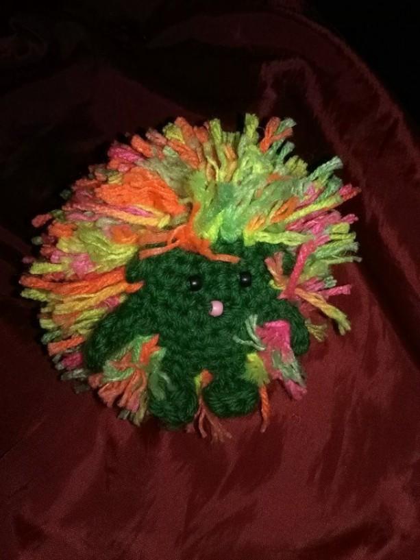 hedgehog pocket pet
