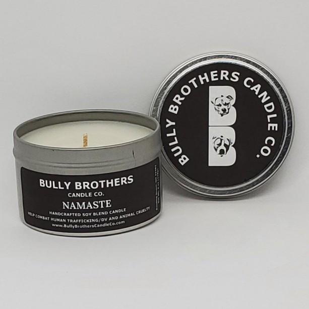 Namaste - Candle 6 oz tin