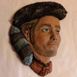 Frontiersman, Daniel Boone/Davey Crockett