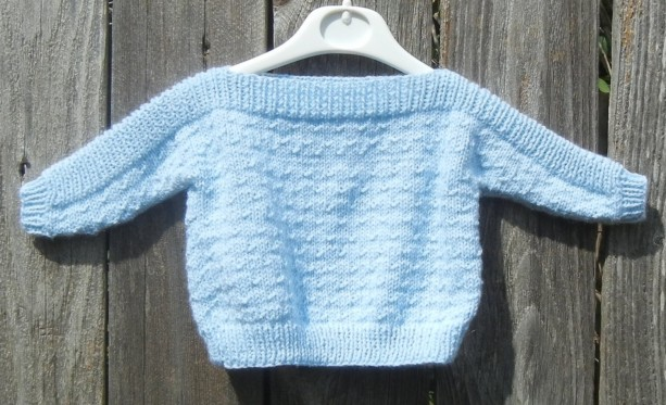 35625398b Newborn Baby Sweater