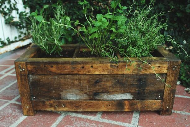 Planter Box, Garden Box, Garden Pot, Planter, 3 Way Planter Box