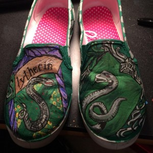 Slytherin Shoes