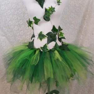Adult Ivy Leaf Costume