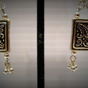 Plique Earrings