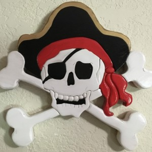 Pirate Captain Skull