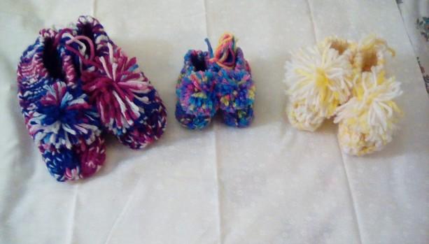 Children's Slippers - Multiple Sizes
