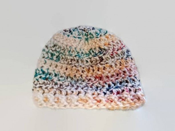 Chunky Multicolor Hat