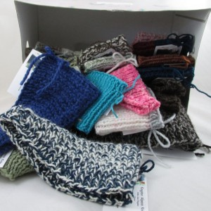 Winter Knitted Headbands