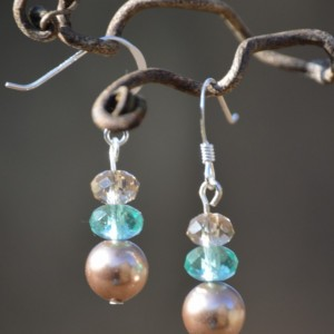 Sandy Beach Earrings