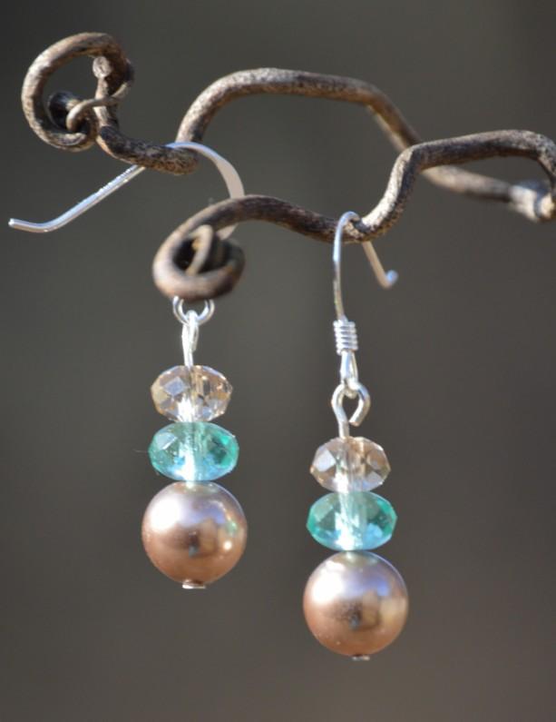 Sandy Beach Earrings