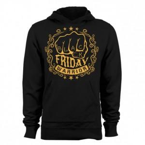 Black Friday Warrior Hoodie