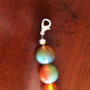 Beaded Bracelet, Agate Bracelet