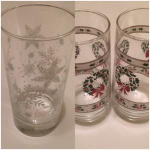 Customized Christmas Mug soy wax Candle
