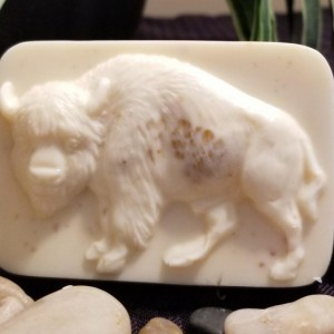 Set Of 3 *Wildlife Themed Handcrafted Soaps*