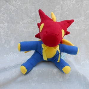 Custom Colored Small Dragon